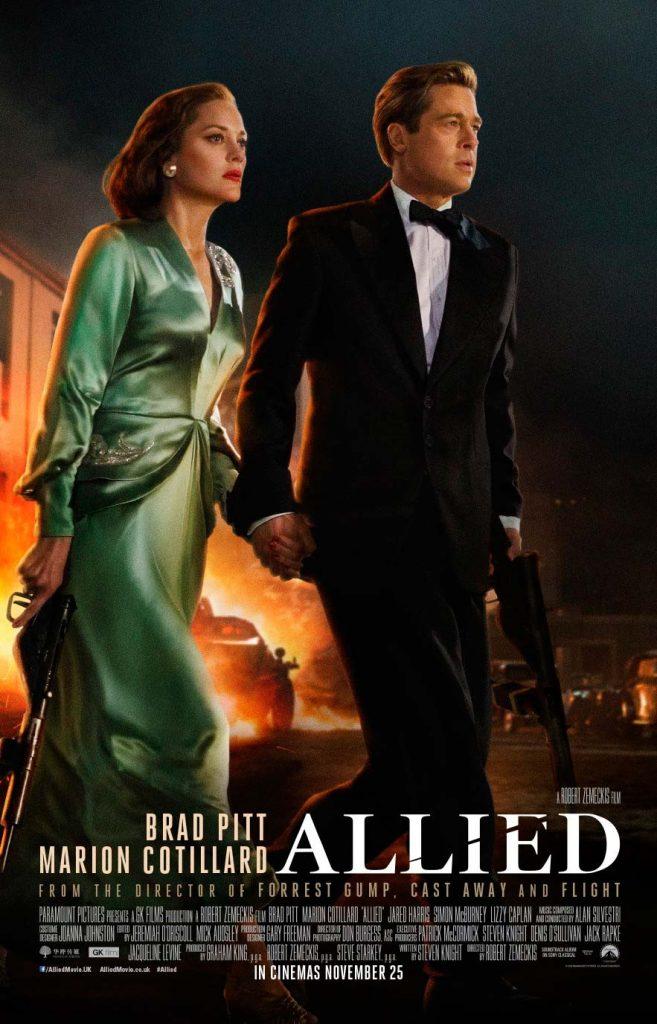 Aliados cartel Paramount Pictures