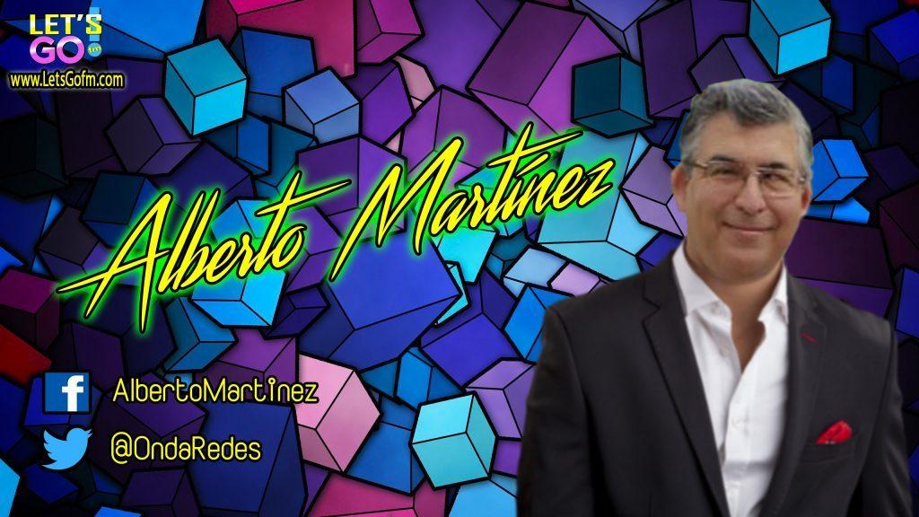 Alberto Martínez (Onda Redes)