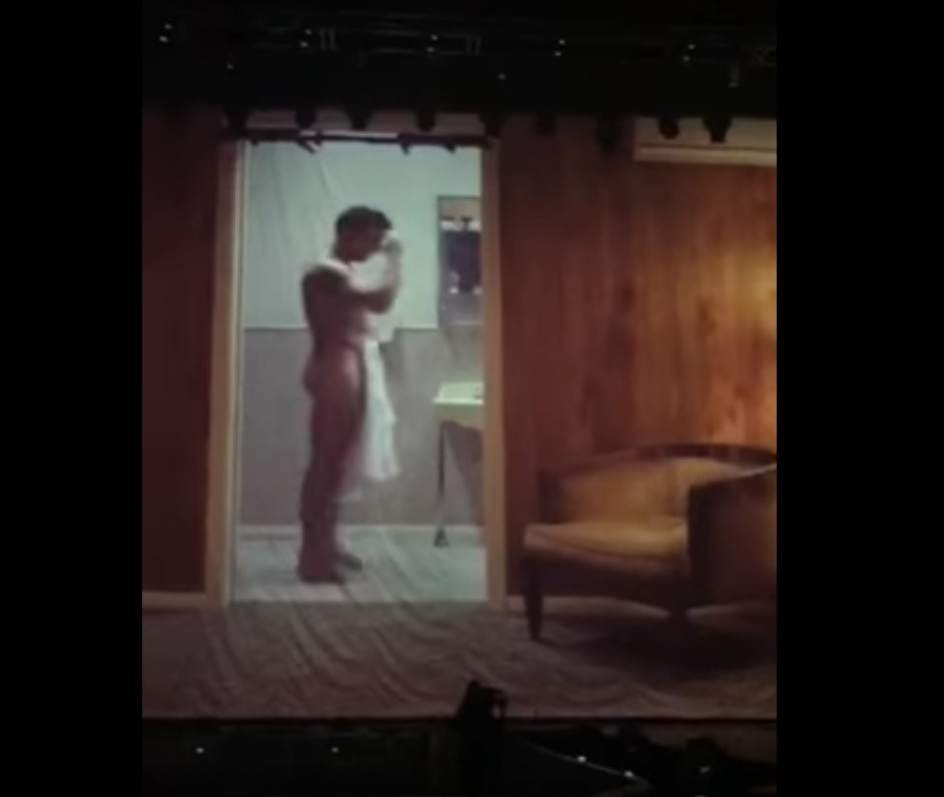 Desnudo salones las vegas