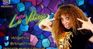 María La Vikinga se va de chigre