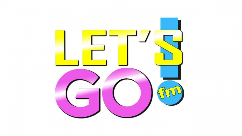 Logo nuevo Lets Go Fm