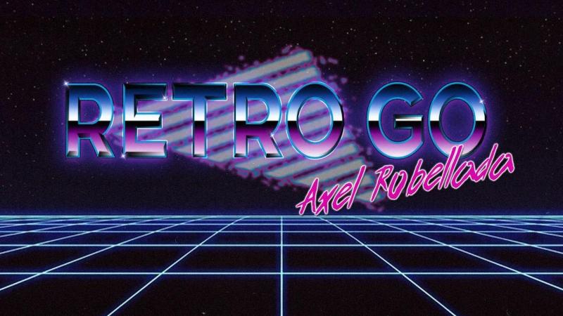 Retro Go Logo